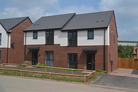 3 bedroom house for sale - Plot 192, The Hopwood at The Paddocks, Wilmot Drive, off Milehouse Lane ST5