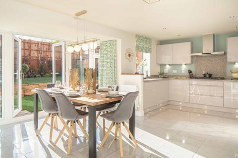 4 bedroom detached house for sale - Holden at David Wilson Eagles' Rest Burney Drive, Wavendon MK17
