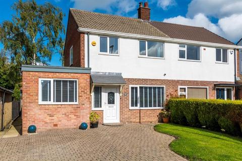 3 bedroom semi-detached house for sale - Moseley Wood Green, Cookridge, LS16