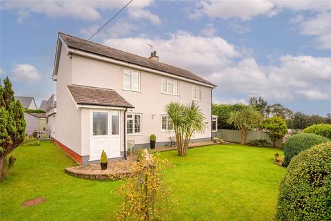 4 bedroom detached house for sale - Dinas, Caernarfon, Gwynedd, LL54