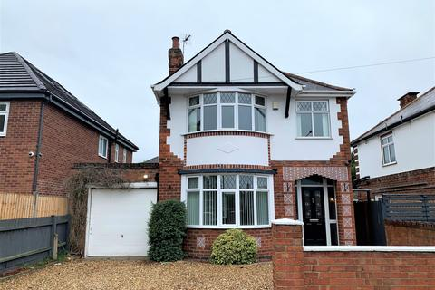 3 bedroom detached house for sale - Welford Road, Leicester LE2