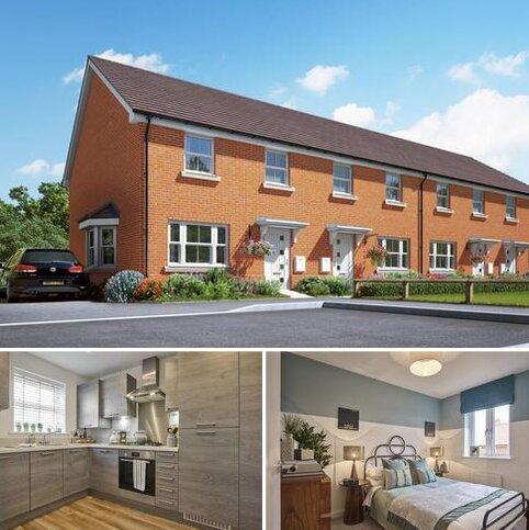3 bedroom semi-detached house for sale - Plot 120, Cranford at Newlands, London Road, Attleborough NR17