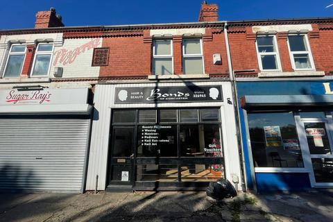 Retail property (high street) to rent - 29 Beckett Road DONCASTER DN2 4AD