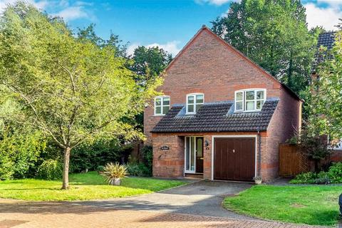 4 bedroom detached house for sale - 22 Gullimans Way, Leamington Spa, Warwickshire CV31 1LA
