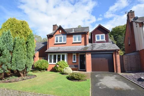 4 bedroom detached house for sale - 13 Island Farm Close, Bridgend, Bridgend County Borough, CF31 3LY