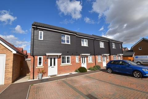 2 bedroom end of terrace house for sale - The Circle, Great Blakenham, Ipswich IP6 0FE
