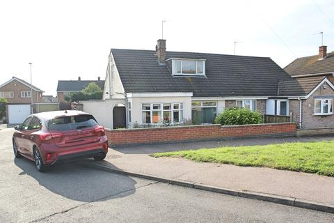 3 bedroom semi-detached house for sale - Homestead Drive, Wigston, Leicester