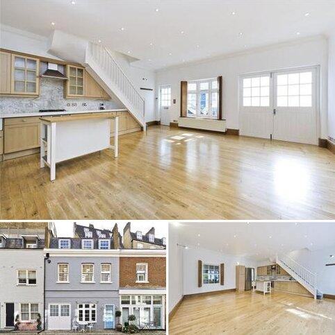 2 bedroom mews to rent - Princes Mews, London, W2