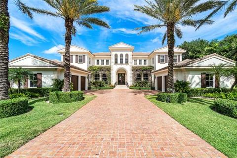 6 bedroom house - 400 North Atlantic Drive, Lantana/Hypoluxo Island, FL 33462