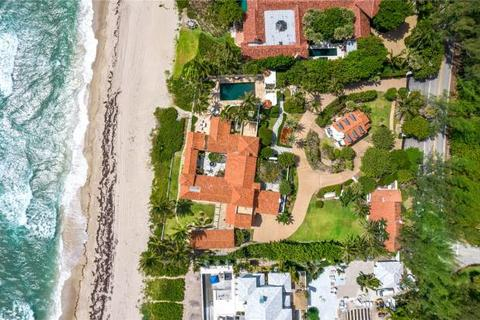 7 bedroom house - 2817 N Ocean Blvd,, Gulf Stream, FL 33483