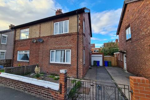 2 bedroom semi-detached house for sale - Gordon Road, Blyth