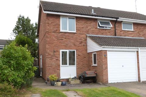 3 bedroom semi-detached house for sale - Lamport Close, Wigston