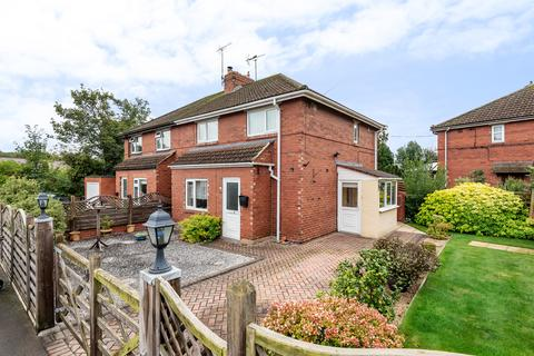 3 bedroom semi-detached house for sale - Wharfedale Crescent, Tadcaster, North Yorkshire