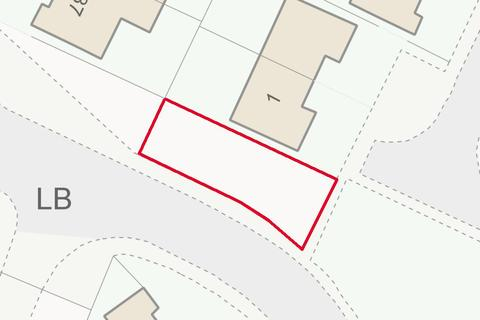 Land for sale - Land Adjacent to 1 Fieldins, Winsley, Bradford-on-Avon, Wiltshire, BA15 2JU