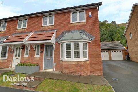 3 bedroom semi-detached house for sale - Larch Lane, Tredegar
