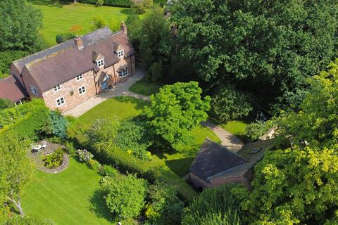 4 bedroom detached house for sale - Shaws Lane, Hatton, UNEXPECTEDLY RE-AVAILABLE