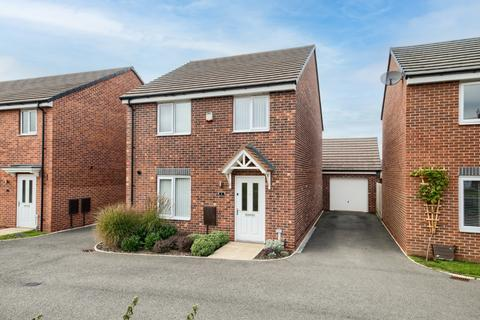 4 bedroom detached house for sale - Plumb Close,Burntwood,WS7 3RG