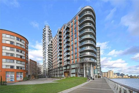 2 bedroom apartment to rent - Riverside superstar Canary Wharf apartment
