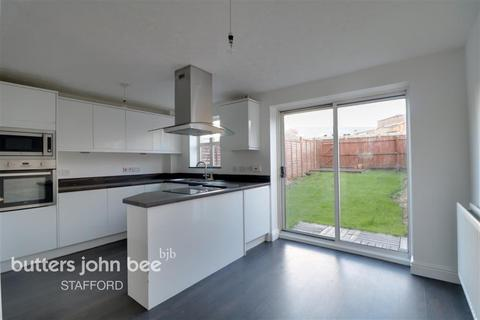 4 bedroom detached house to rent - Oulton Mews, Stafford