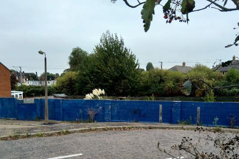 Land for sale - Land Site At 57, Ingestre Street, Harwich, Essex, CO12 3JG