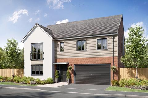 5 bedroom detached house for sale - Plot 220, The Broadhaven at The Oaklands, Sir Bobby Robson Way, Tyne and Wear NE13