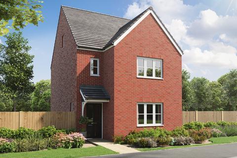 4 bedroom detached house for sale - Plot 61, The Greenwood at Badbury Park, Wilbury Close, Marlborough Road SN3