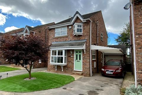 3 bedroom detached house for sale - Walton Chase, Thorp Arch, LS23