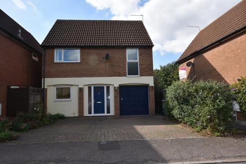 3 bedroom detached house for sale - Raedwald Drive, Bury St Edmunds