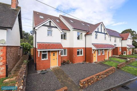 3 bedroom end of terrace house for sale - Foxdown Hill, Wellington