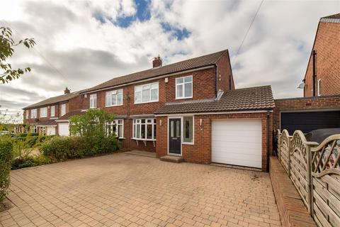 3 bedroom semi-detached house for sale - Greenfield Road, Brunton Park, Newcastle Upon Tyne