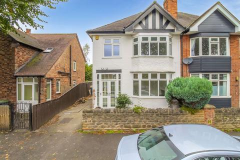 3 bedroom semi-detached house to rent - Cyprus Avenue, Beeston, Nottingham, NG9 2PG