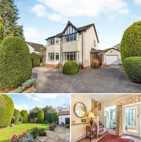 4 bedroom detached house for sale - Styal Road, Wilmslow, Cheshire, SK9