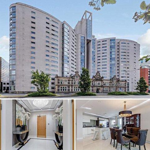 3 bedroom penthouse for sale - Altolusso, Bute Terrace, Cardiff, CF10