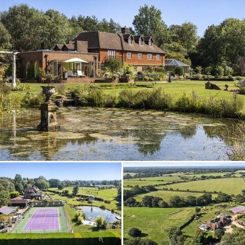6 bedroom character property for sale - Tismans Common, Rudgwick, Horsham, West Sussex, RH12