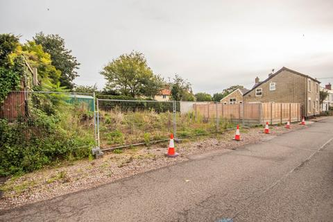 Plot for sale - Bartlow Road, Linton, Cambridge