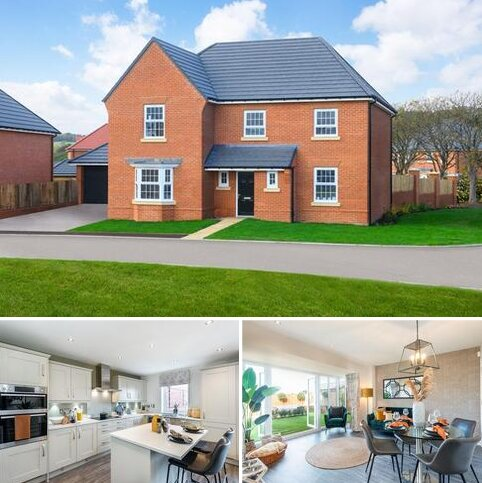 5 bedroom detached house for sale - Manning at Elwick Gardens Riverston Close, Hartlepool TS26