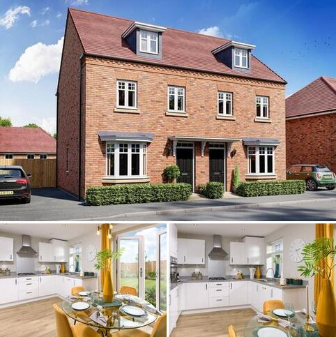 3 bedroom semi-detached house for sale - KENNETT at Galloway Grange Dixon Drive, Chelford SK11