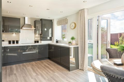3 bedroom end of terrace house for sale - Ennerdale at Canford Paddock Magna Road, Canford BH11