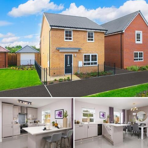 4 bedroom detached house for sale - Simmons at Wayland Fields Thetford Road, Watton IP25