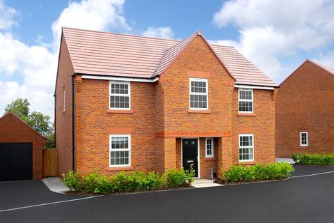 4 bedroom detached house for sale - Winstone at Wigston Meadows Newton Lane, Wigston LE18