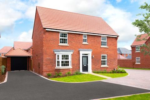 4 bedroom detached house for sale - Layton at Wigston Meadows Newton Lane, Wigston LE18
