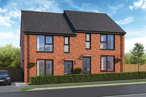 3 bedroom house for sale - Plot 101, The Rivelin at Brearley Forge, Sheffield, Adrian Crescent, Sheffield S5