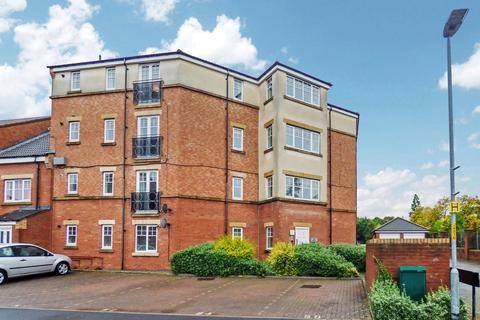 2 bedroom ground floor flat for sale - Ovett Gardens, Gateshead, Tyne and Wear, NE8 3JH