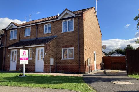 3 bedroom semi-detached house to rent - Franklin Drive, Spalding PE11