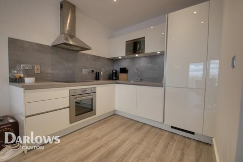 1 bedroom apartment for sale - Watkiss Way, Cardiff