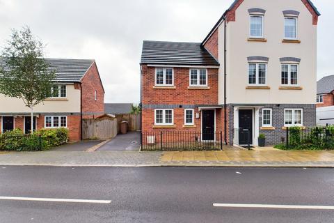 3 bedroom semi-detached house to rent - Waterloo Street, Hanley, Stoke-on-Trent, ST1