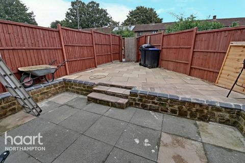 3 bedroom terraced house for sale - Newby Court, Northampton
