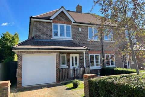 4 bedroom semi-detached house for sale - Jannetta Close,  Aylesbury,  HP20