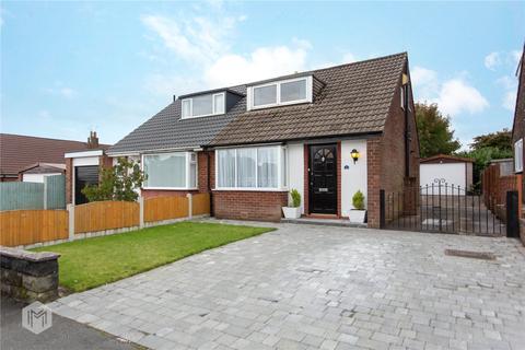 3 bedroom bungalow for sale - Harwood Drive, Seddons Farm, Bury, BL8
