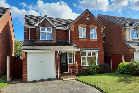 4 bedroom detached house for sale - Cranmer Grove, Warwick, CV34